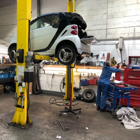Smart Car MOT - Sunbury-on-Thames