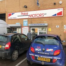 paice Motors Sunbury on Thames